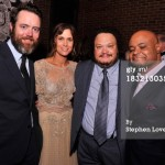 with John Daly, Kristen Wiig, and Terence Hines